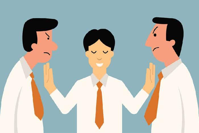 carreira e profissao resolucao de conflitos corpo
