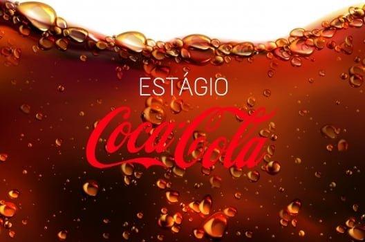 Carreira e Profissão Estágio Coca-Cola capa